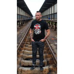 T-shirt Czarny Latarnia