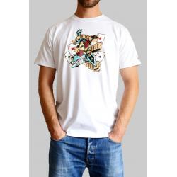 T-shirt Biały Things
